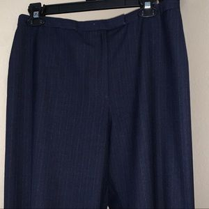Blue Pants petite size 12 fully lined